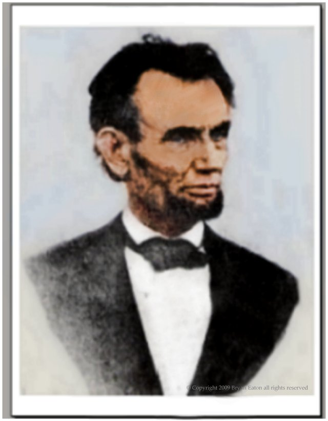 the misrepresentation of abraham lincoln I have found that it is not entirely safe, when one is misrepresented under his very  nose, to allow the misrepresentation to go uncontradicted i therefore purpose.